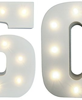 50th-Birthday-50th-Golden-Wedding-Anniversary-LIGHT-UP-Numbers-Party-Lights-Fiftieth-Birthday-Wedding-Anniversary-White-Wooden-LED-Light-Up-Number-50-Free-Standing-or-Wall-Mounted-Birthday-Anniversary-0