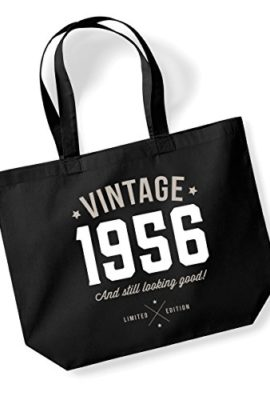 60th-Birthday-Keepsake-Funny-Gift-Gifts-For-Women-Novelty-Gift-Ladies-Gifts-Female-Birthday-Gift-Looking-Good-Gift-Ladies-Shopping-Bag-Present-Tote-Bag-Gift-Idea-0