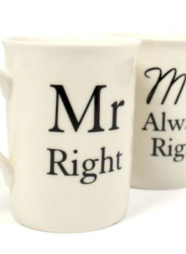 Boxed-Set-of-2-Gift-Mugs-Mr-Right-and-Mrs-Always-Right-by-Amore-0