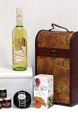 Clarendon-Vintage-Chest-Hamper-with-Broadleaf-White-Wine-750ml-from-the-Fine-Food-Store-Gift-ideas-for-any-occasion-0