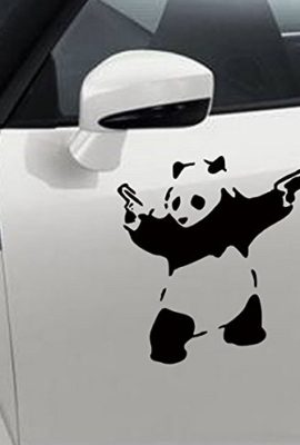 Domire-The-panda-carved-car-stickers-waterproof-0