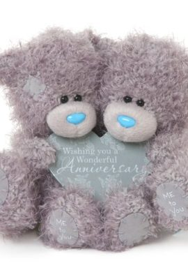 Me-to-You-5-inch-Tatty-Teddy-Bears-Holding-a-Wishing-You-A-Wonderful-Anniversary-Heart-Shaped-Plaque-Grey-0