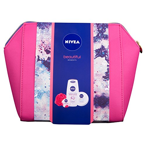 Nivea Beautiful Moments Gift Set For Women S 4 Pieces
