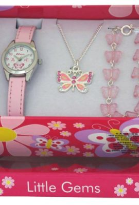 Ravel-Little-Gems-Watch-with-Matching-Butterfly-Necklace-and-Bracelet-0