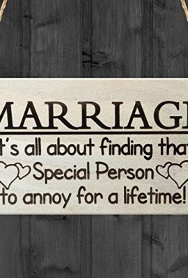 Red-Ocean-Marriage-Its-All-About-Finding-That-Special-Person-To-Annoy-For-A-Lifetime-Funny-Wooden-Hanging-Plaque-Novelty-Marriage-Sign-Anniversary-Married-Gift-0