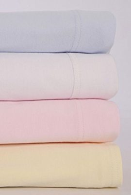 2-Pack-Extra-Soft-Jersey-Cotton-Fitted-Sheets-for-Cot-bed-Cotbed-70-x-140cm-0