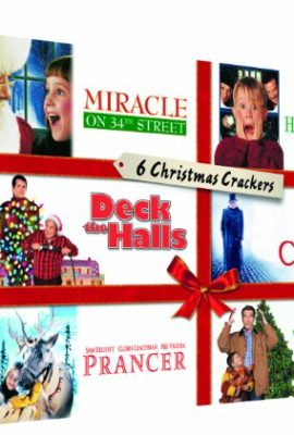 6-Christmas-Crackers-Miracle-on-34th-Street-Home-Alone-Deck-the-Halls-A-Christmas-Carol-Prancer-Jingle-All-the-Way-DVD-1984-0