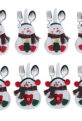 8pcs-set-Kitchen-Cutlery-Suit-Silverware-Holders-Pockets-Knifes-Forks-Bag-Snowman-Shaped-Christmas-Party-Decoration-Dcor-by-0