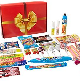 A-Quarter-Of-Already-Wrapped-Bumper-Retro-Sweets-Selection-Box-730g-0