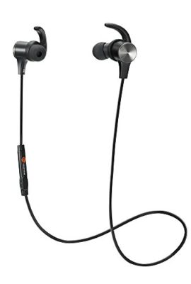 Bluetooth-Earphones-TaoTronics-Bluetooth-41-Headphones-Stereo-Magnetic-Earbuds-Secure-Fit-for-Sport-Gym-with-Built-in-Mic-0