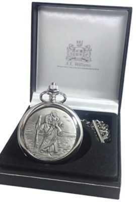 Boys-Christening-Gift-Engraved-St-Christopher-Pocket-Watch-in-a-Quality-Presentation-Box-Boy-Christening-Gift-Christening-Gift-Ideas-0