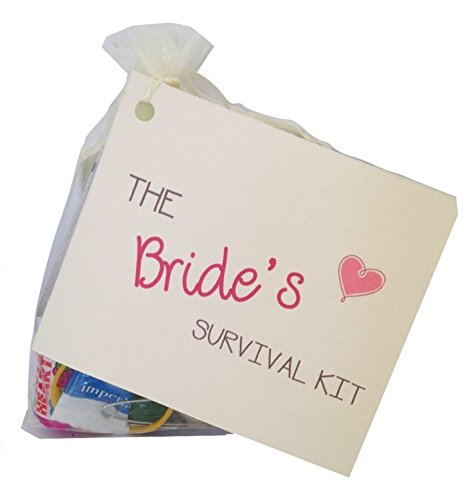 Wedding Keepsake Gifts For The Bride : ... -Survival-Kit-Wedding-gift-for-the-bride-Keepsake-wedding-favour-0
