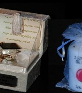 Crystal-Glass-Owl-personalised-Graduation-gift-with-complementary-Gift-from-the-heart-Cellini-candle-0