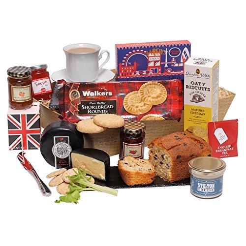 Great British Tastes Hamper London Hampers Amp English