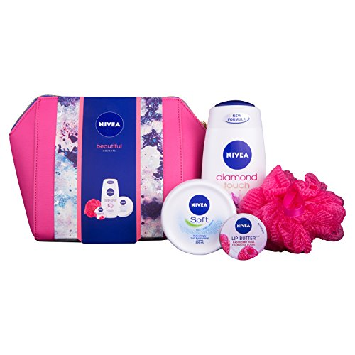 nivea beautiful moments gift set for women 39 s 4 pieces. Black Bedroom Furniture Sets. Home Design Ideas