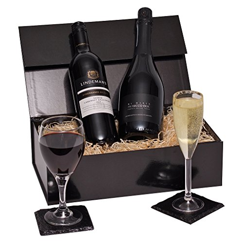 Prosecco Amp Red Wine Gift Hamper Makes The Perfect Gift