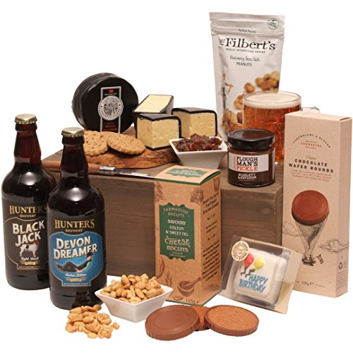 Birthday Hamper For Him Surprise Dad Brother Son Boyfriend Partner Husband Or Even Grandad With This Lovely Gift